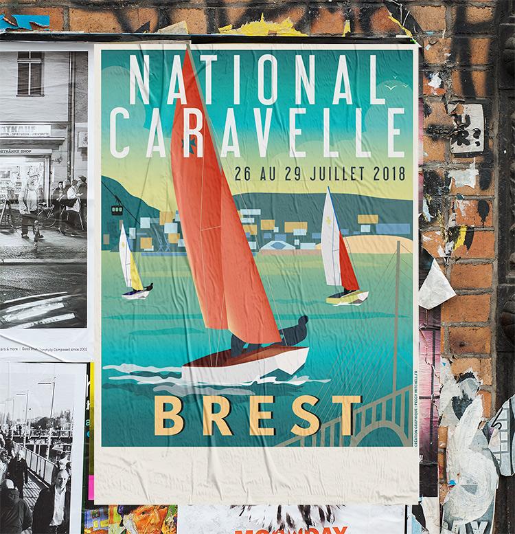 National caravelle Brest