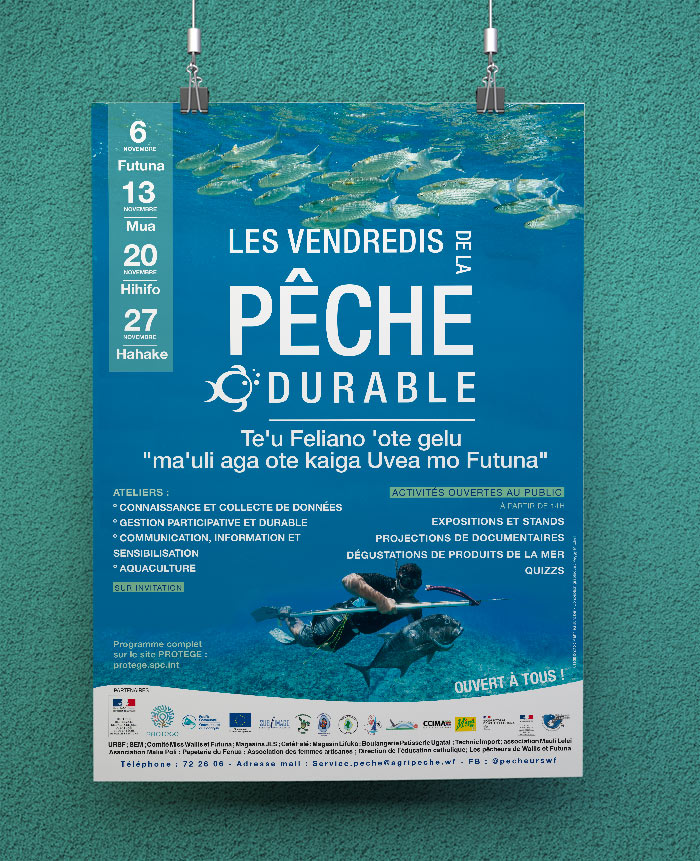 vendredis de la peche Wallis